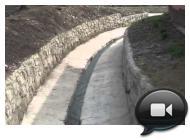 Embedded thumbnail for Mád és Máj patakmeder átadása 2014.03.27.
